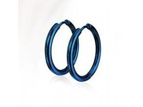 modre ocelove nausnice kruhy 15 mm 027936 pdxxyy
