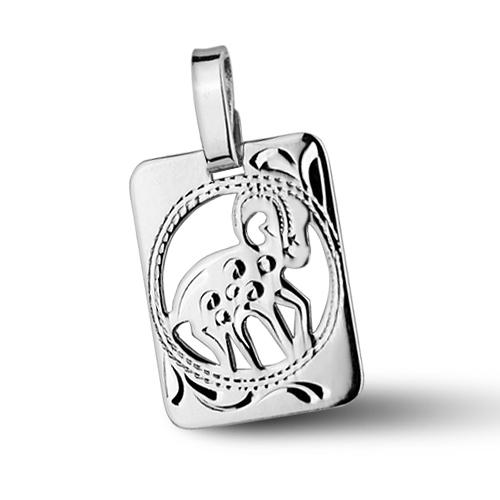 Stříbrný přívěsek - znamení Beran