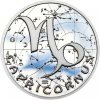 Znamení zvěrokruhu KOZOROH - stříbrná medaile