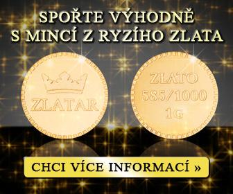 Zlatá mince Zlatar