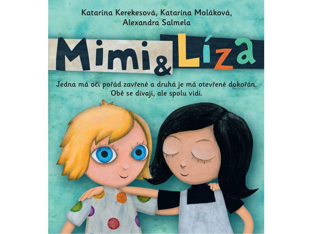 MIMI A LÍZA, KATARINA KEREKESOVÁ, zlatavelryba.cz, 1