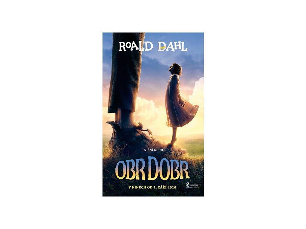 OBR DOBR, FILMOVÁ OBÁLKA, ROALD DAHL, zlatavelryba.cz (1)