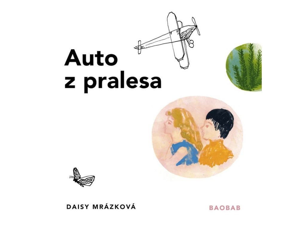 AUTO Z PRALESA, DAISY MRÁZKOVÁ, zlatavelryba.cz, 1