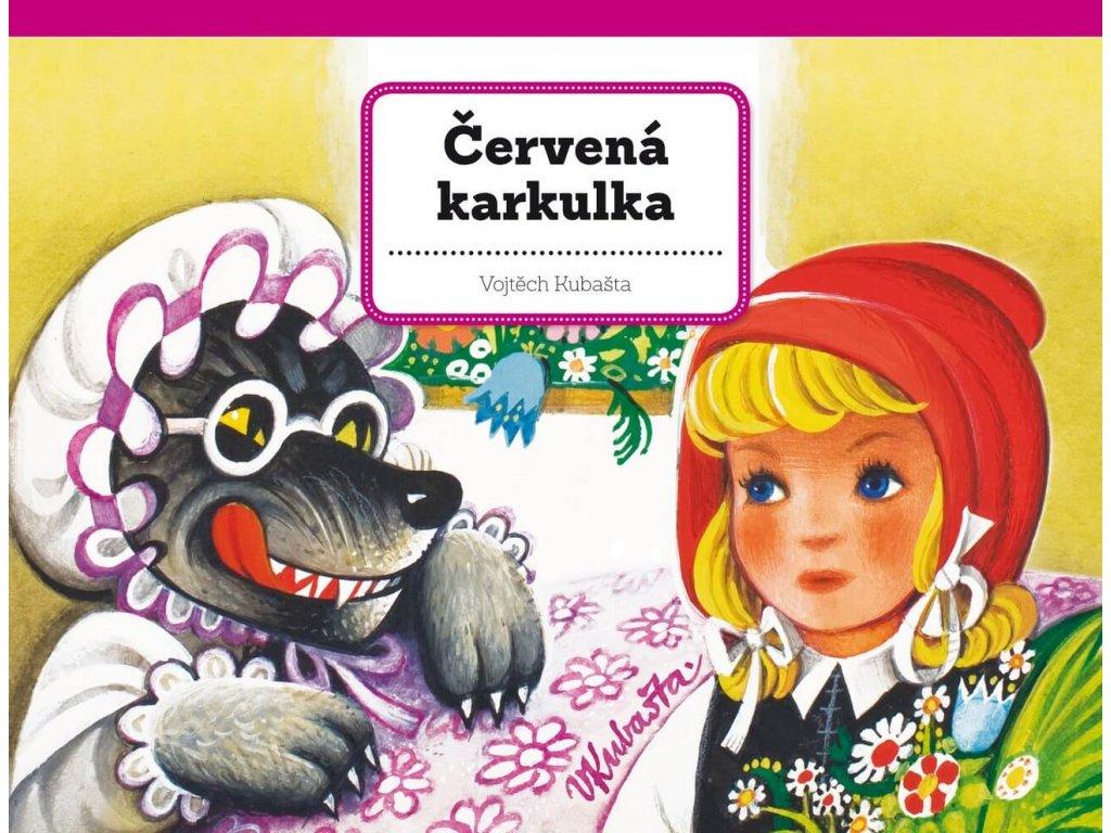 Červená karkulka, Vojtěch Kubašta, zlatavelryba.cz(1)