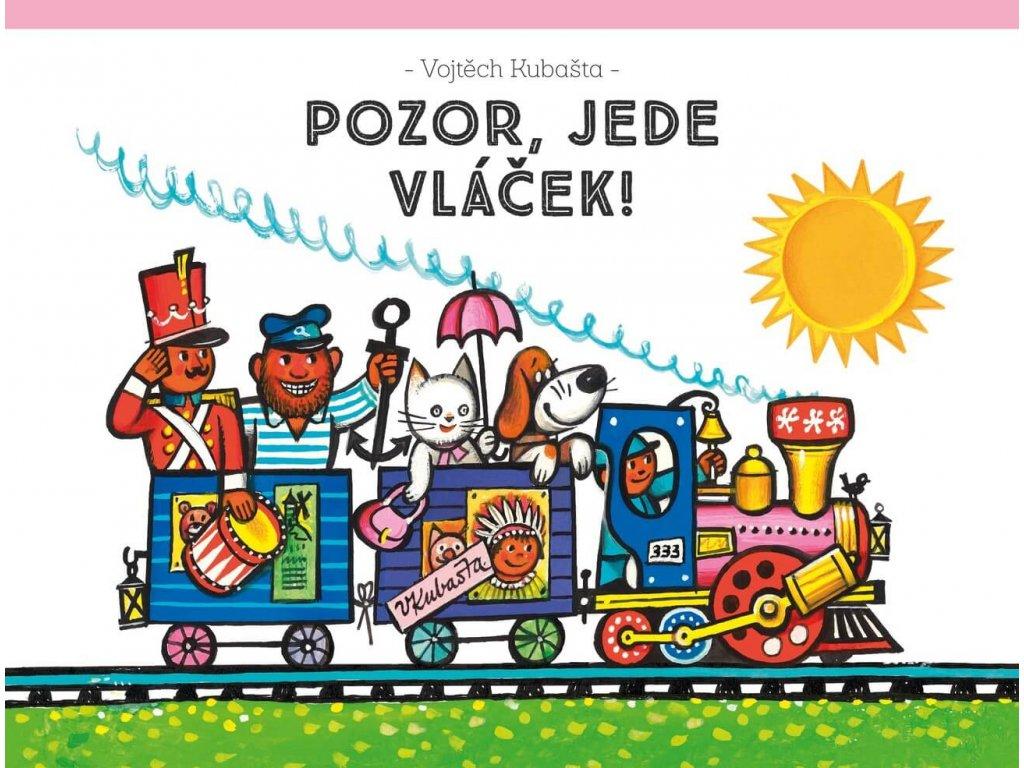 Pozor, jede vláček! , Vojtěch Kubašta, zlatavelryba.cz(1)