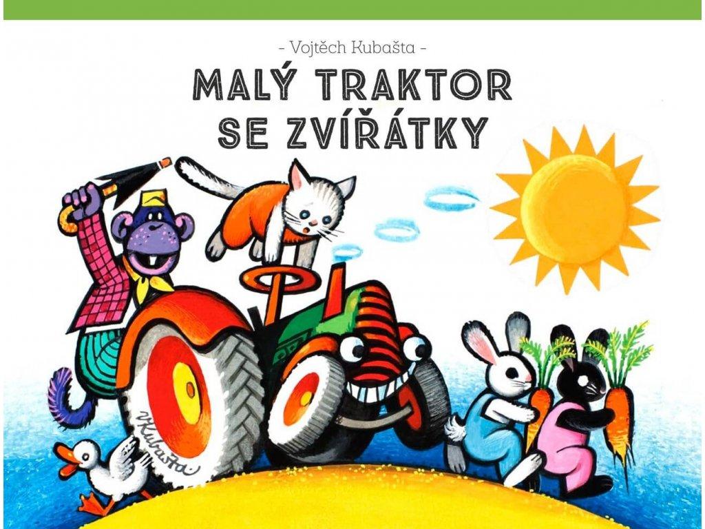 Malý traktor, Vojtěch Kubašta, zlatavelryba.cz(1)
