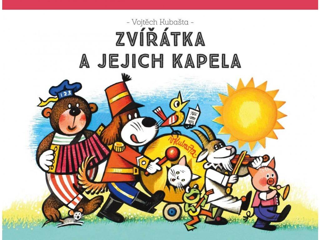 Zvířátka a jejich kapela, Vojtěch Kubašta, zlatavelryba.cz(1)