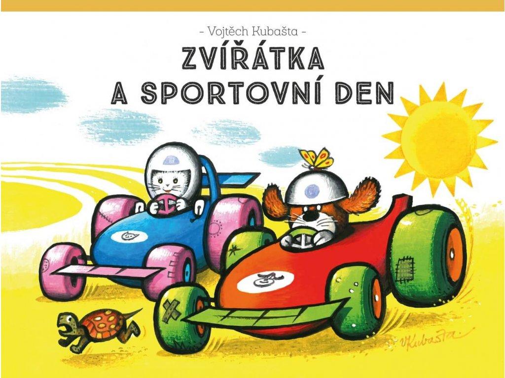 Zvířátka a sportovní den, Vojtěch Kubašta, zlatavelryba.cz(1)