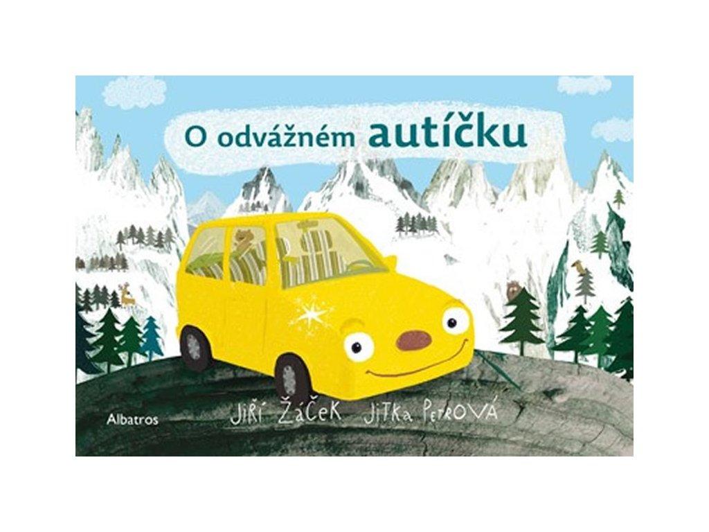 O ODVÁŽNÉM AUTÍČKU, ŽÁČEK, zlatavelryba.cz (1)