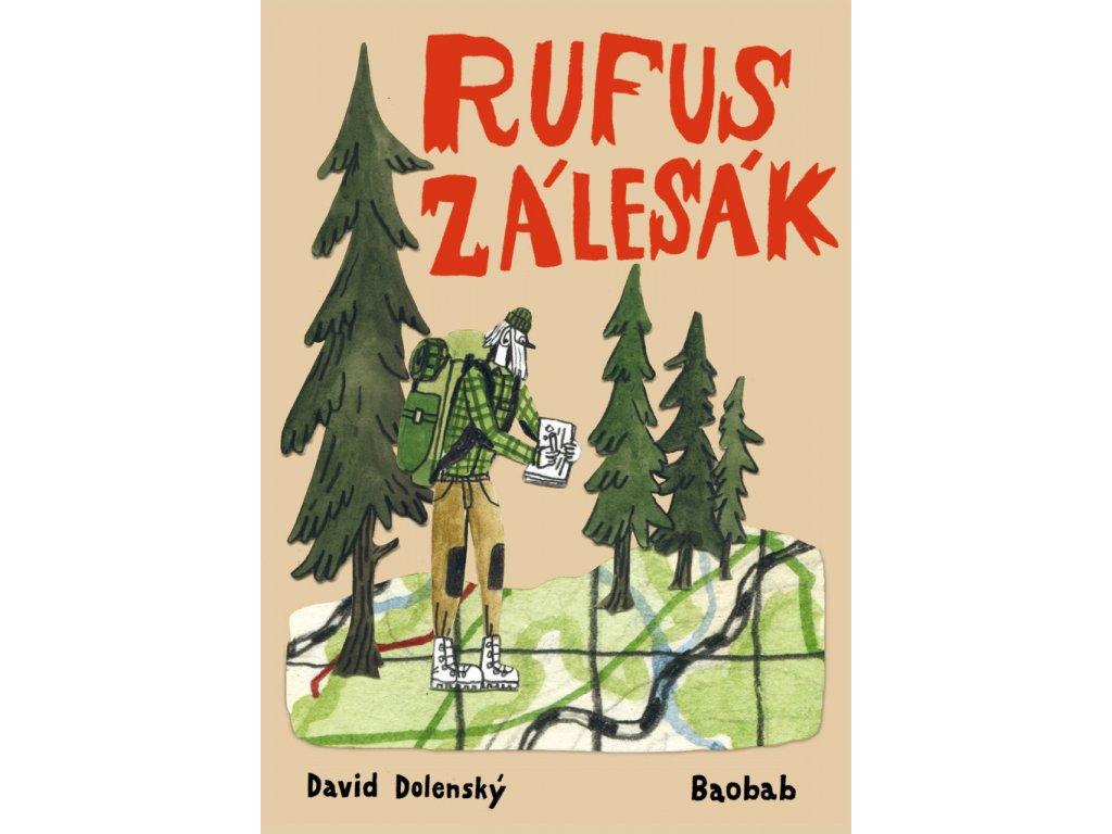 RUFUS ZÁLESÁK, DOLENSKÝ, zlatavelryba.cz