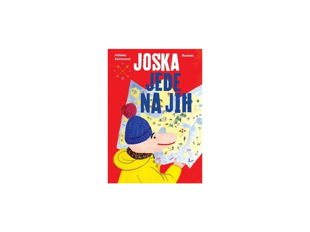 JOSKA JEDE NA JIH, ALŽBĚTA ZEMANOVÁ, zlatavelryba.cz (1)