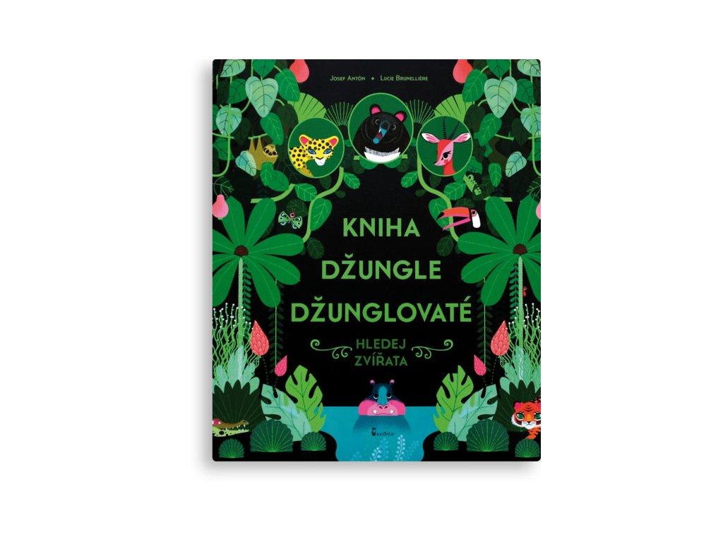 KNIHA DŽUNGLE DŽUNGLOVATÉ, JOSEF ANTON, zlatavelryba.cz (1)