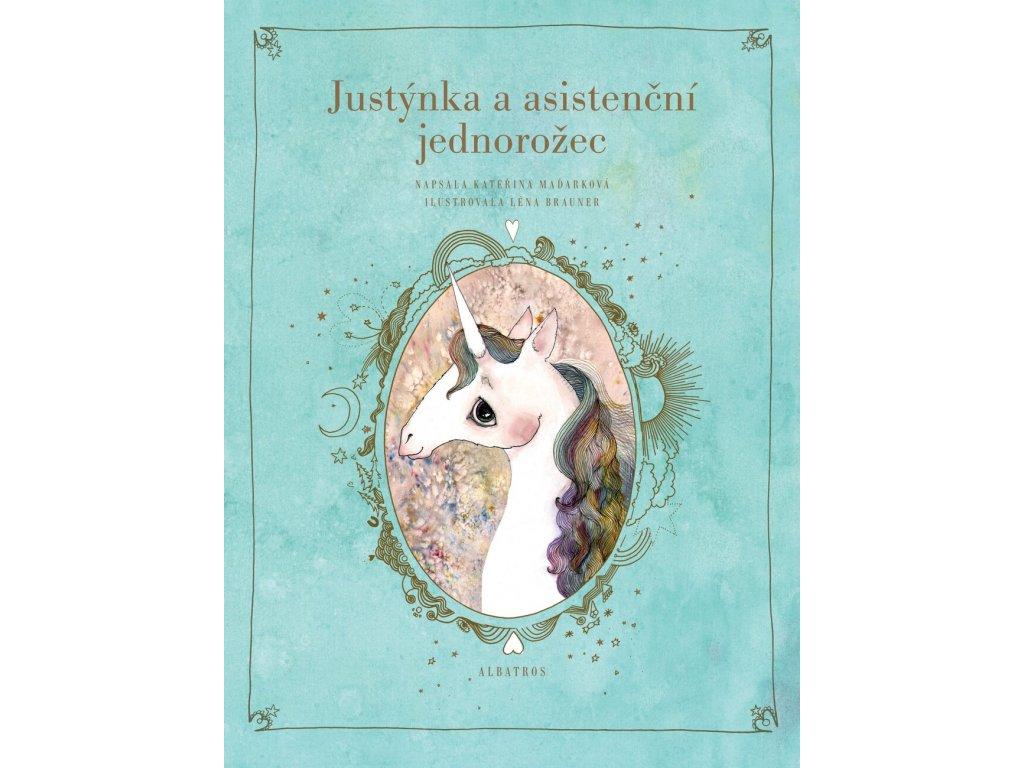 JUSTÝNKA A ASISTENČNÍ JEDNOROŽEC, MAĎARKOVÁ, zlatavelryba.cz (1)