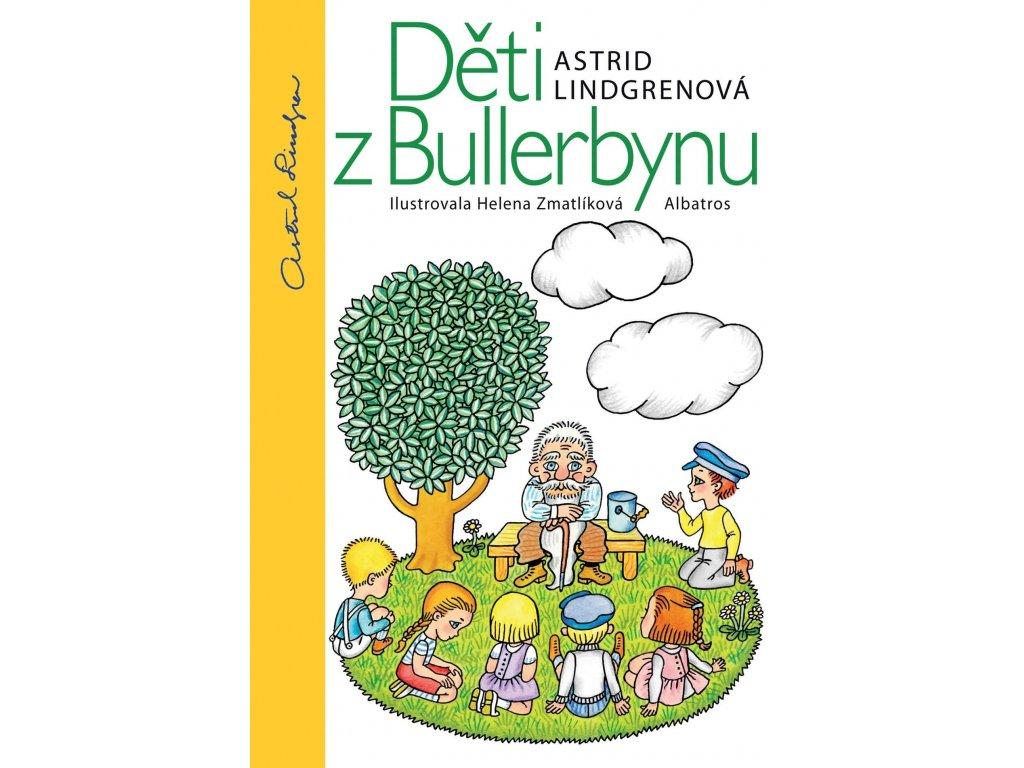 Děti z Bullerbynu, Astrid Lindgrenová, zlatavelryba.cz 1
