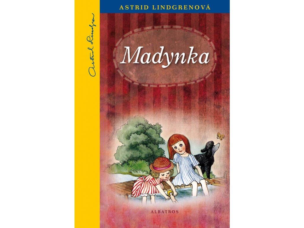 Madynka, Astrid Lindgrenová, zlatavelryba.cz 1