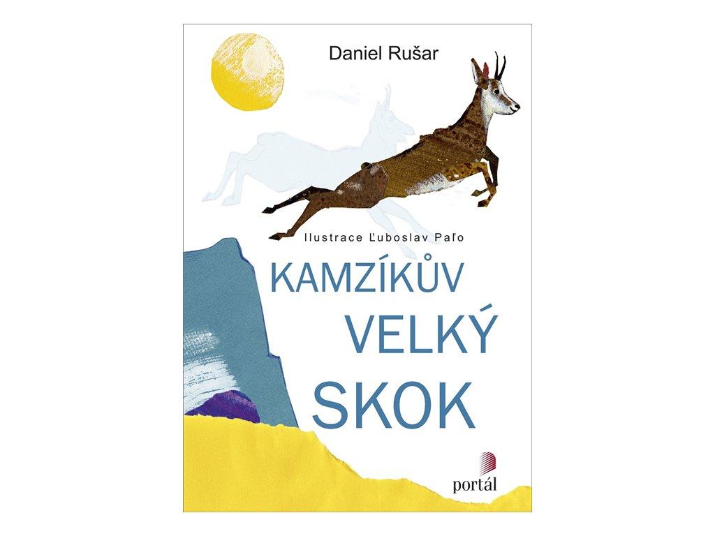 KAMZÍKŮV VELKÝ SKOK, RUŠAR, zlatavelryba.cz