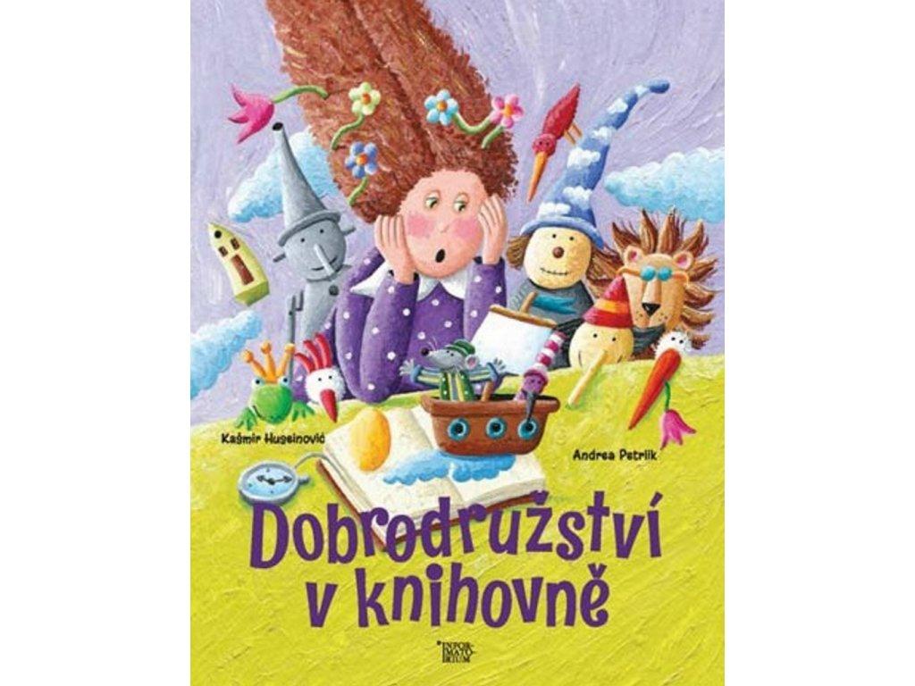 DOBRODRUŽSTVÍ V KNIHOVNĚ, KAŠMIR HUSEINOVIČ, zlatavelryba.cz (2)