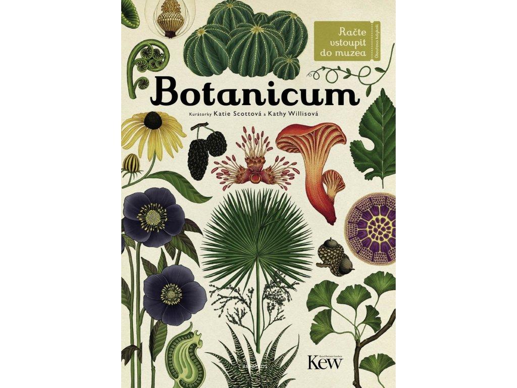 Botanicum, Jenny Broomová, zlatavelryba.cz 1