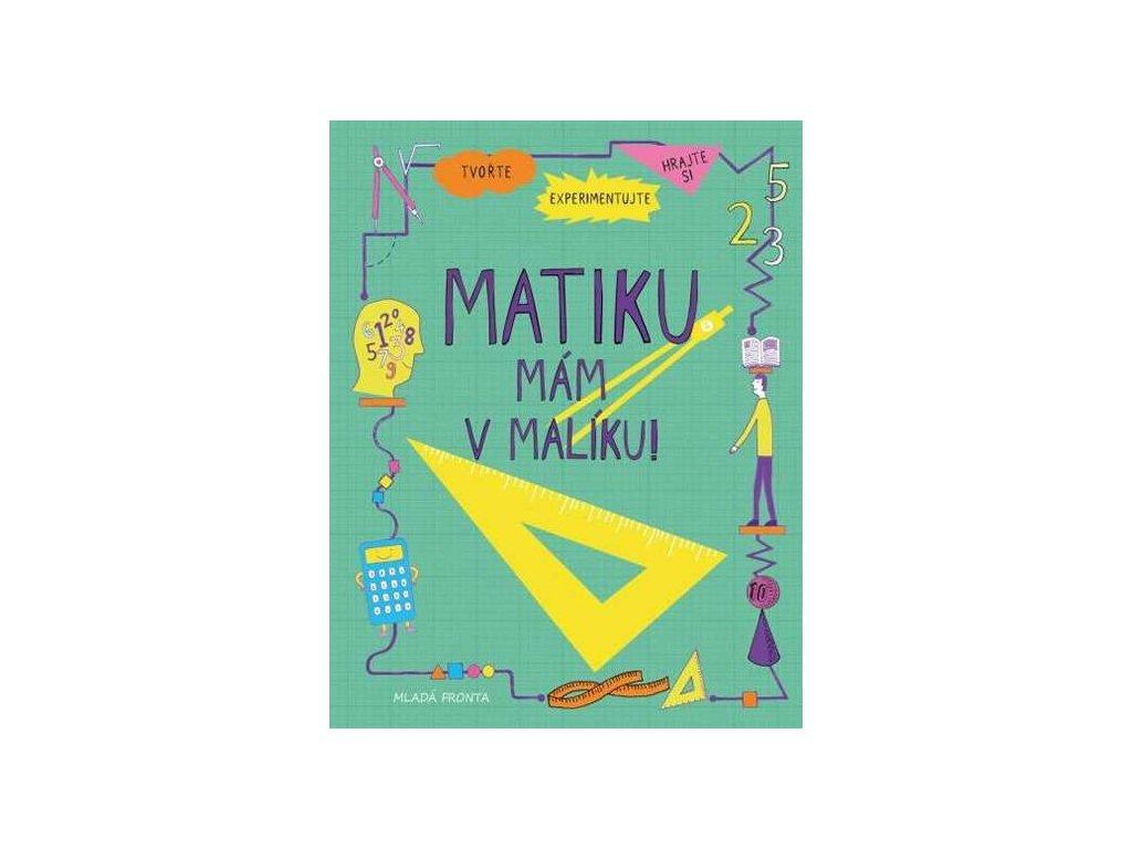 MATIKU MÁM V MALÍKU! GEORGIA AMSON BRADSHAW, zlatavelryba.cz