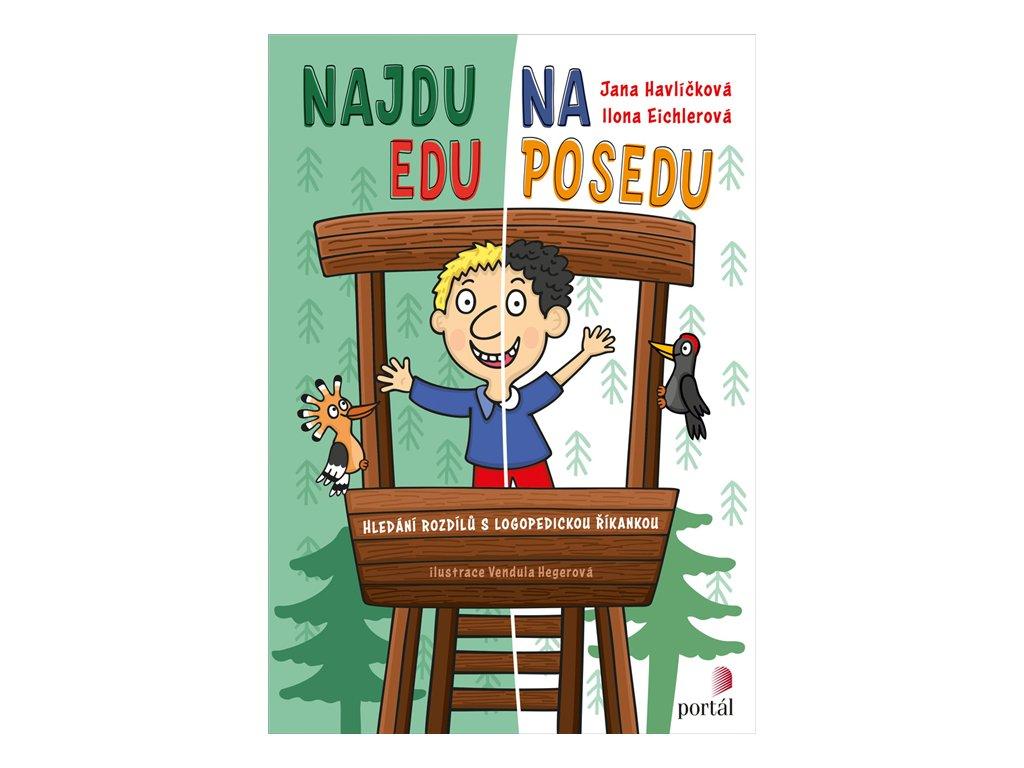 NAJDU EDU NA POSEDU, HAVLÍČKOVÁ, JANA; EICHLEROVÁ, ILONA, zlatavelryba.cz (1)