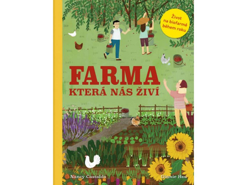 Farma která nás živí, Nancy Castaldo, zlatavelryba.cz 1
