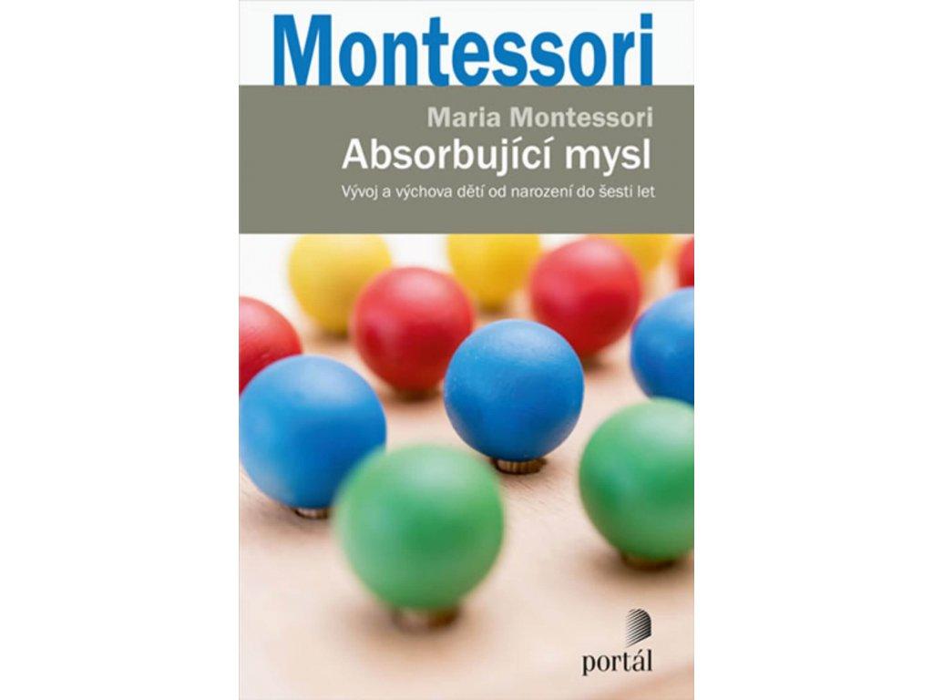 Absorbující mysl, Maria Montessori, zlatavelryba.cz 1