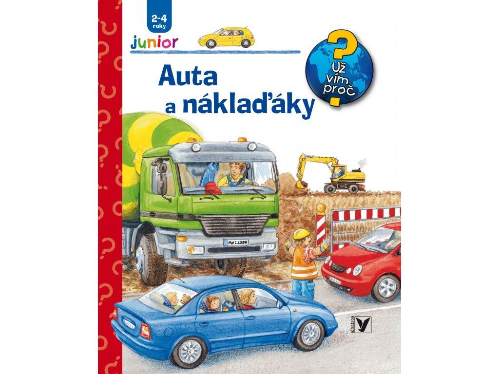 Auta a náklaďáky, Andrea Erne, zlatavelryba.cz 1