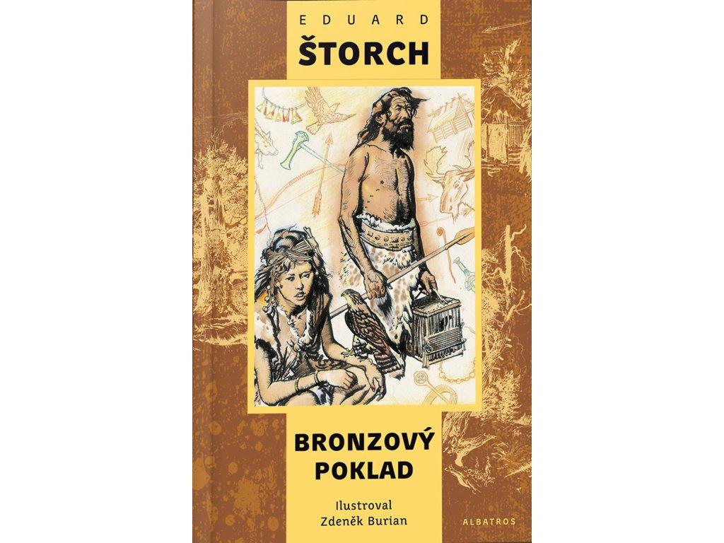 Bronzový poklad, Eduard Štorch, zlatavelryba.cz 1