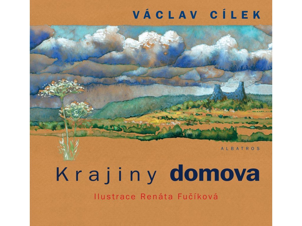 KRAJINY DOMOVA, VÁCLAV CÍLEK, zlatavelryba.cz (1)