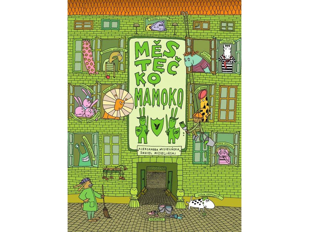MĚSTEČKO MAMOKO, ALEKSANDRA MIZIELIŃSKA, DANIEL MIZIELIŃSKY, zlatavelryba.cz (1)
