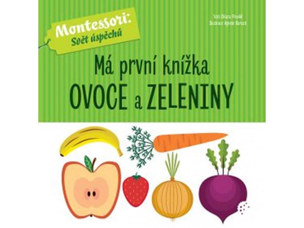 Má první knížka Ovoce a zeleniny, Chiara Piroddi, zlatavelryba.cz 1