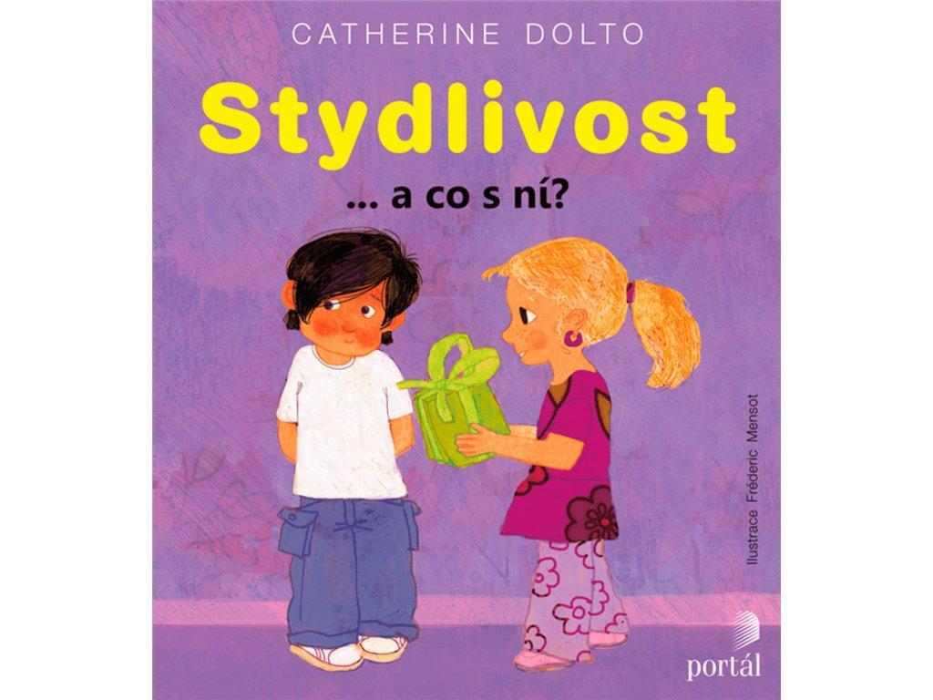 Stydlivost ... a co s ní, Catherine Dolto, zlatavelryba.cz 1