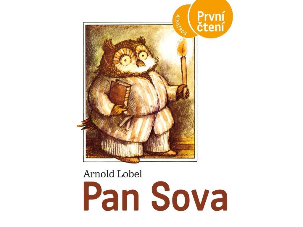 PAN SOVA ARNOLD LOBEL, zlatavelryba.cz (1)