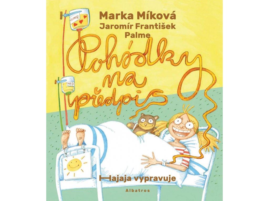 Pohádky na předpis, Marka Míková, zlatavelryba.cz 1