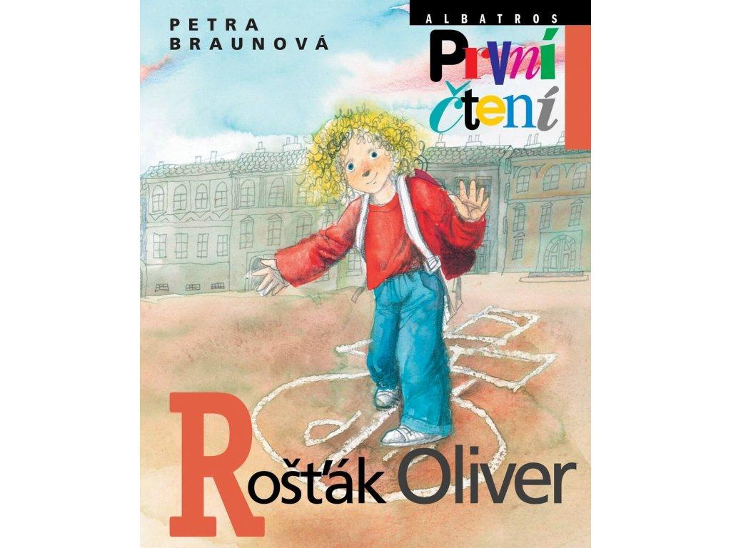 Rošťák Oliver, Petra Braunová, zlatavelryba.cz 1