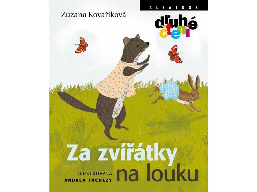 Za zvířátky na louku, Zuzana Kovaříková, zlatavelryba.cz 1