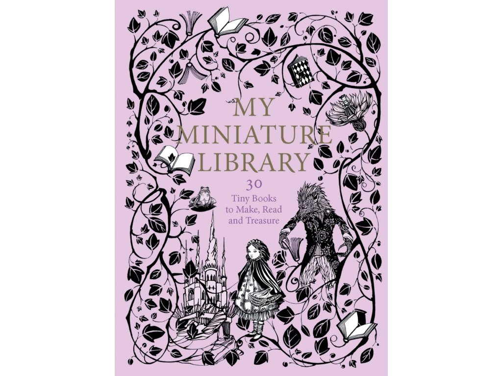 My Miniature Library, zlatavelryba.cz
