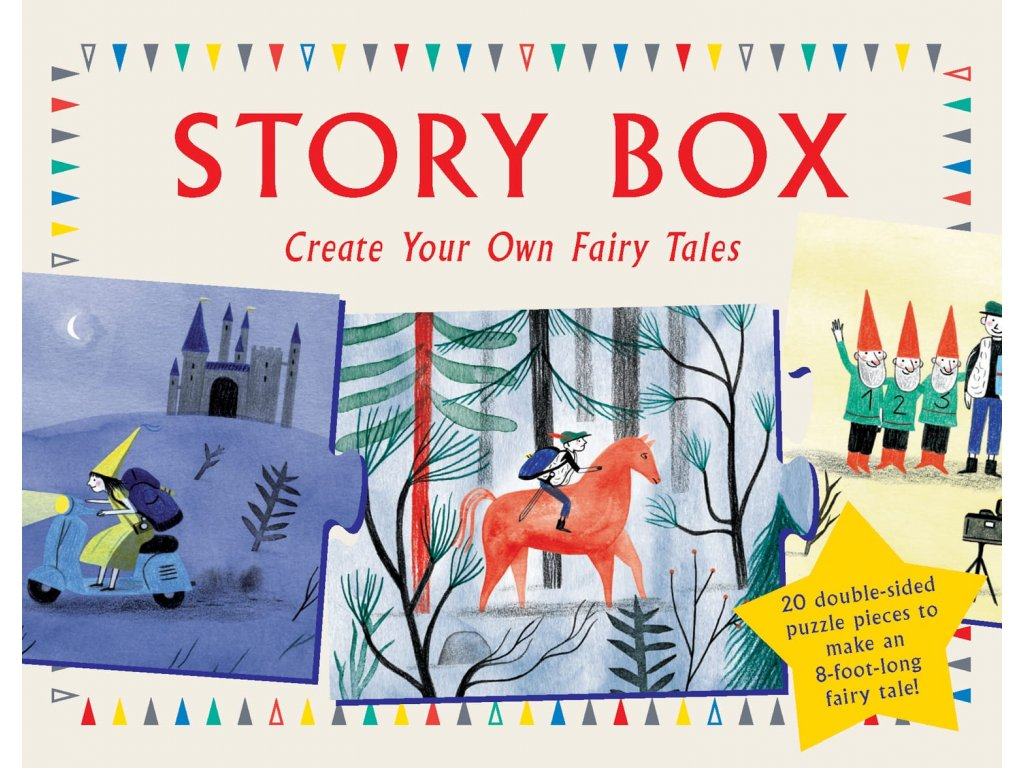 Story Box: Create Your Own Fairy Tales, zlatavelryba.cz