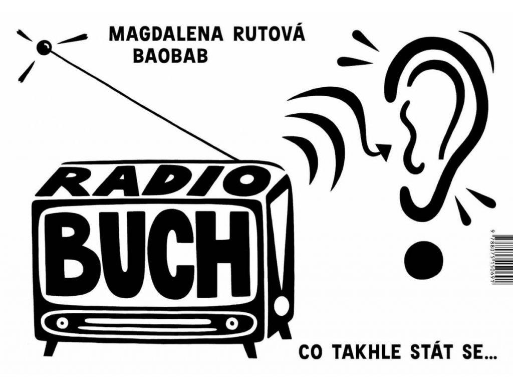 RADIO BUCH, MAGDALENA RUTOVÁ, zlatavelryba.cz, 1