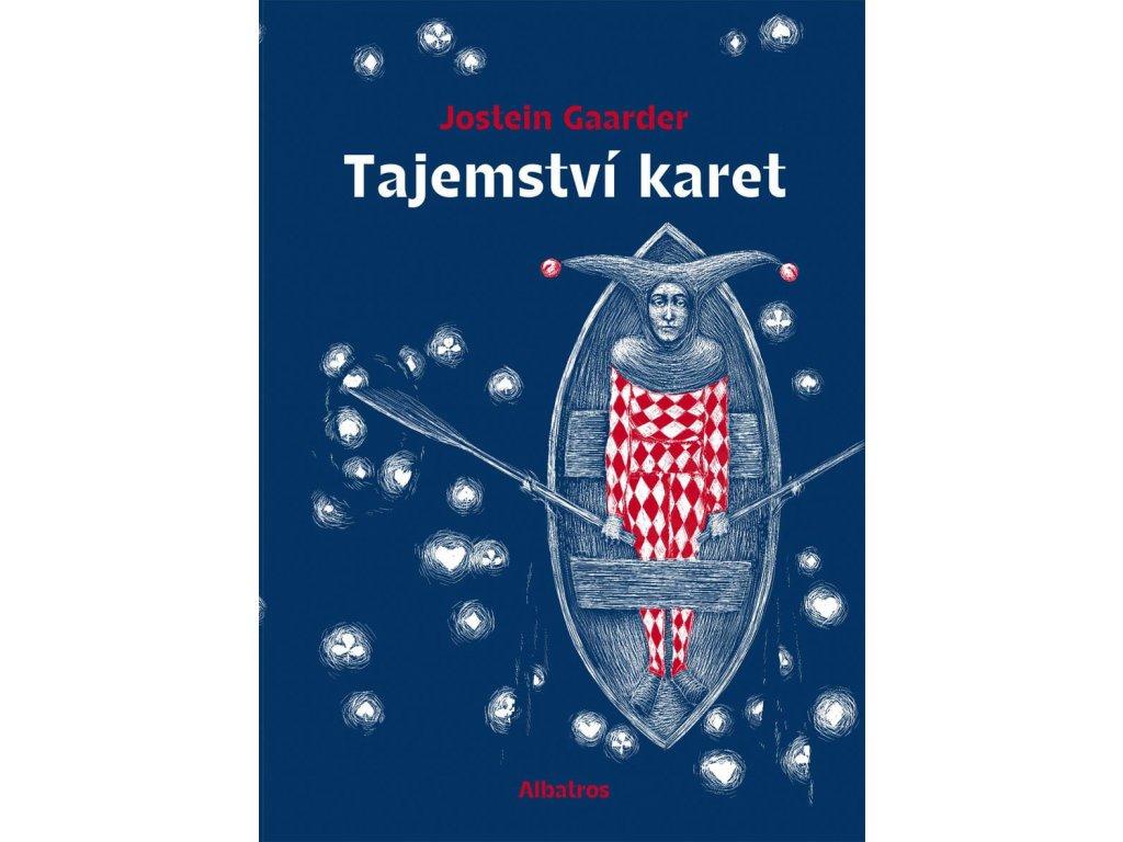 Tajemství karet Jostein Gaarder, zlatavelryba.cz, 1