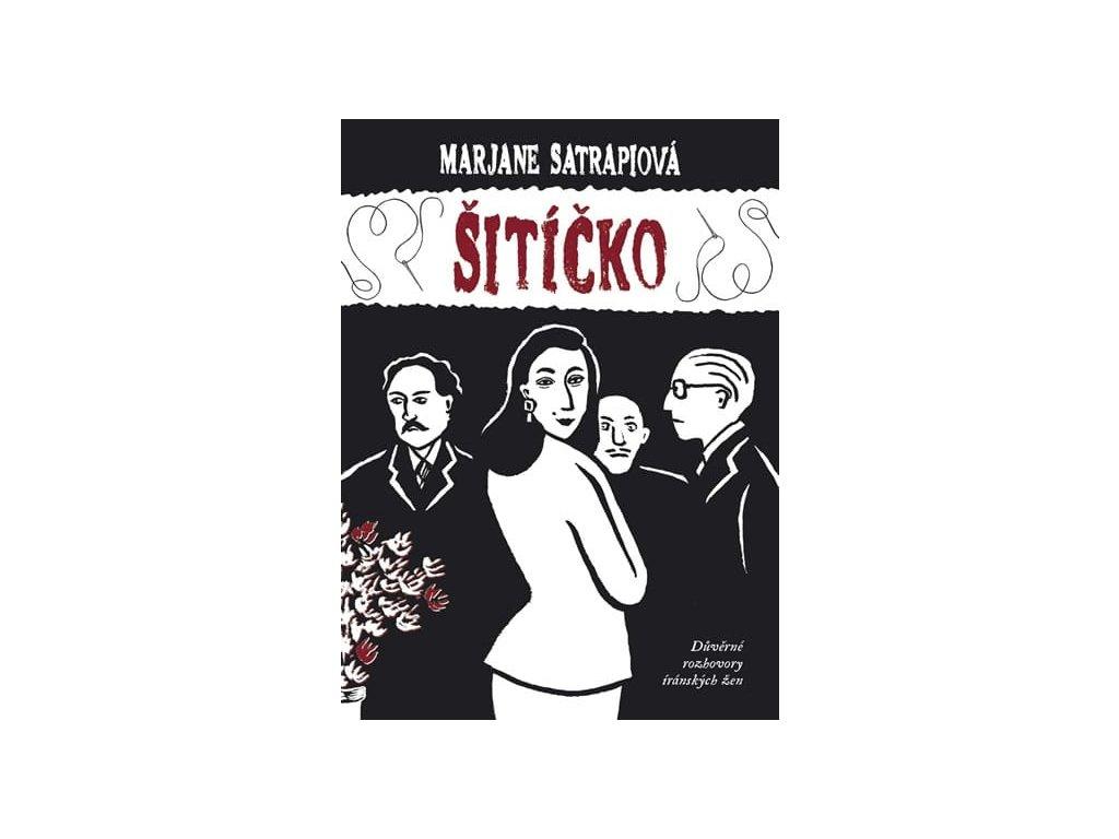 Šitíčko Marjane Satrapiová, zlatavelryba.cz