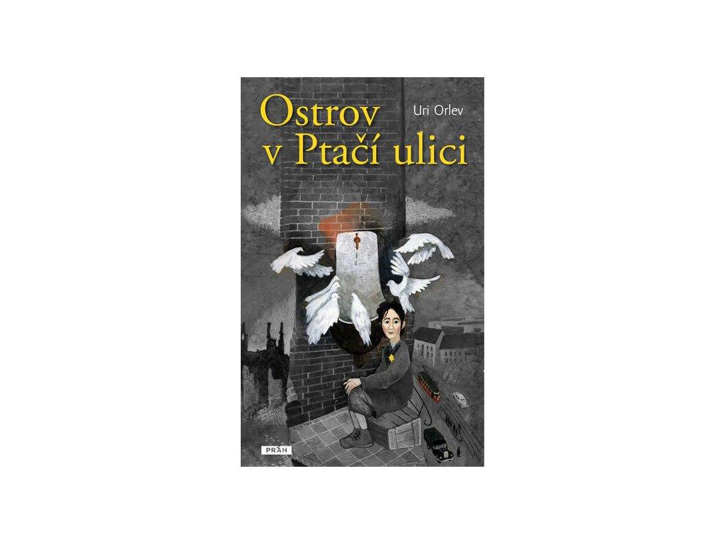 OSTROV V PTAČÍ ULICI, URI ORLEV, zlatavelryba.cz, 1