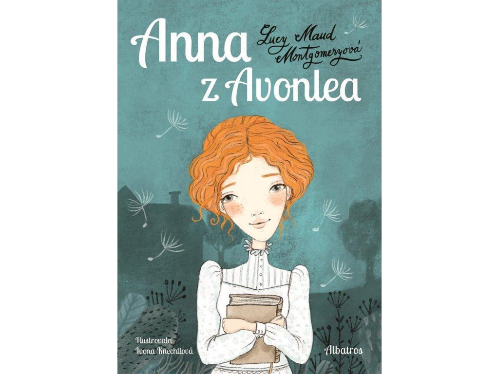 Anna z Avonlea, Lucy Maud Montgomeryová, zlatavelryba.cz, 1