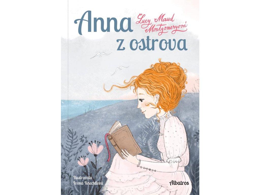 Anna z ostrova, Lucy Maud Montgomeryová, zlatavelryba.cz, 1