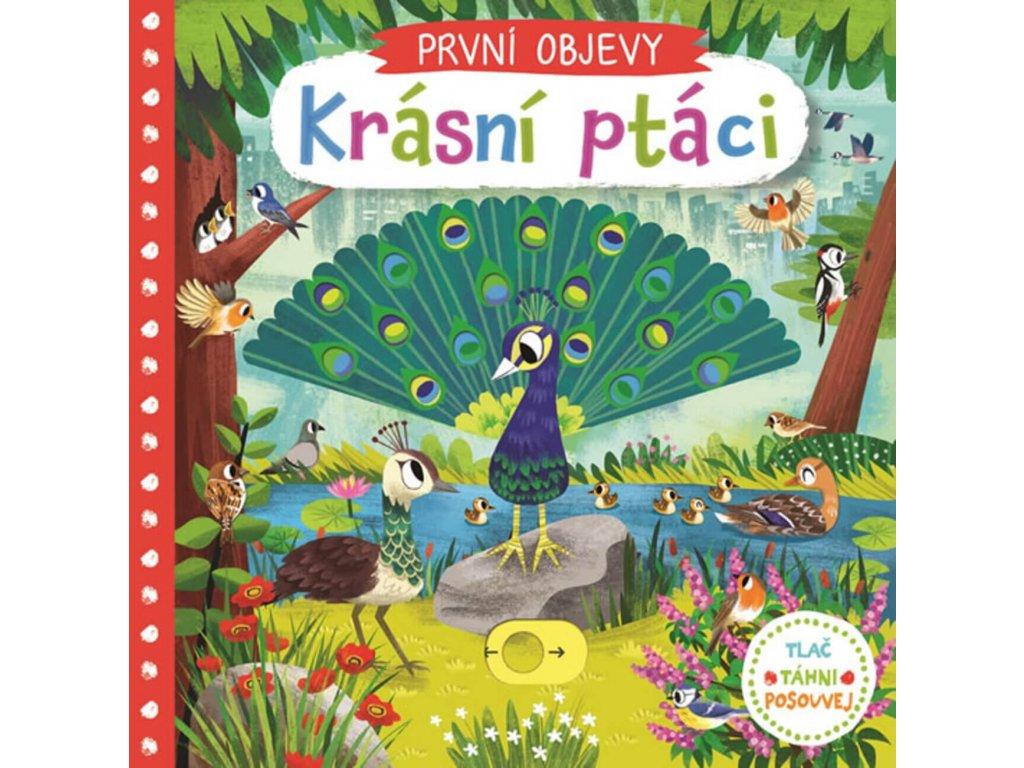 První objevy Krásní ptáci, Chorkung, zlatavelryba.cz 1