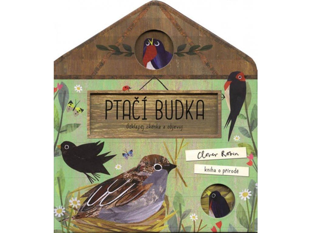 Ptačí budka, Libby Walden, zlatavelryba.cz 1