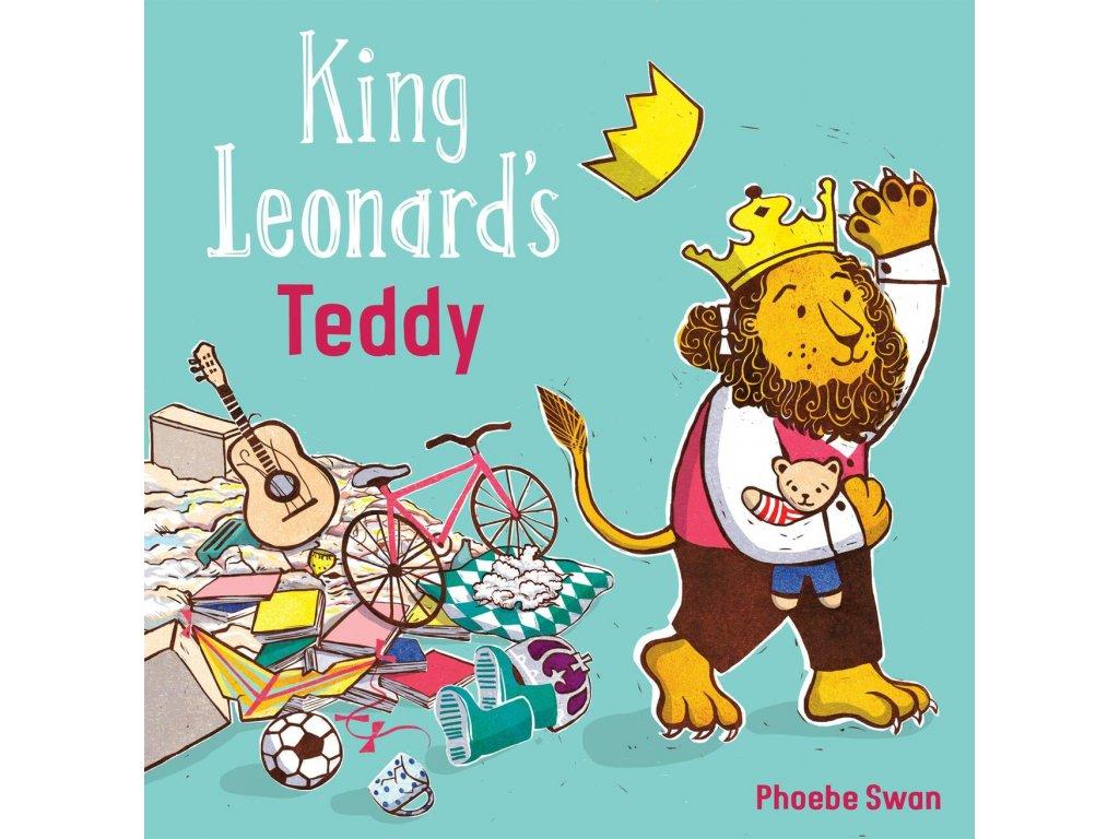 KING LEONARD'S TEDDY, SWAN, PHOEBE, zlatavelryba.cz (1)