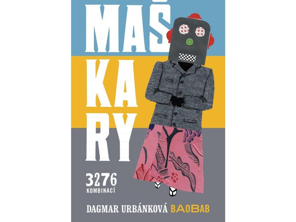 Maškary, Urbánková, zlatavelryba.cz, 1
