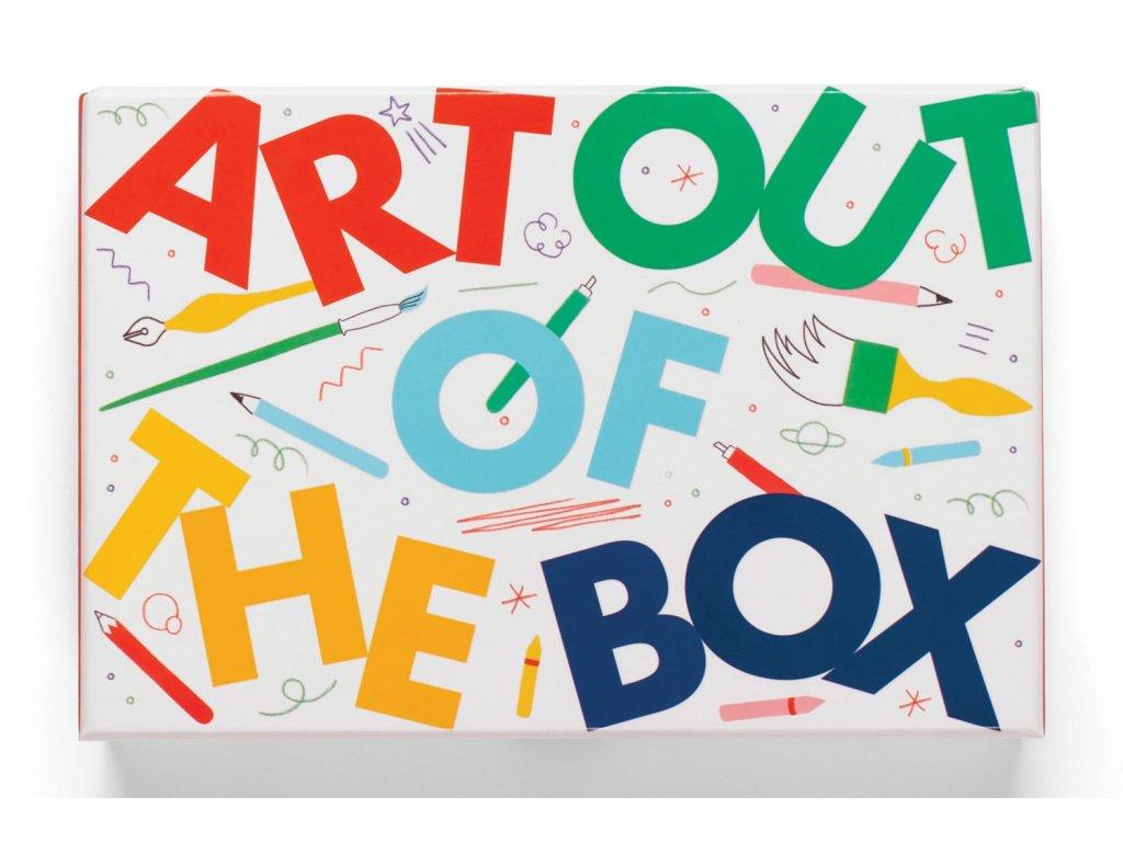 Art Out of the Box, zlatavelryba.cz
