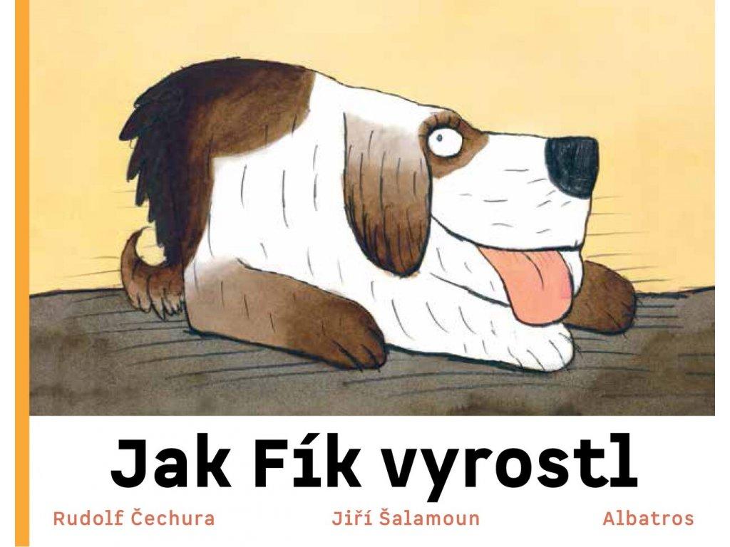 JAK FÍK VYROSTL, RUDOLF ČECHURA, zlatavelryba.cz (1)